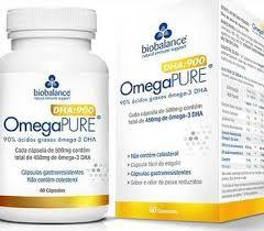 Omegapure DHA 60 capsulas