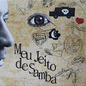 CD Meu Jeito de Samba - Zé Milton