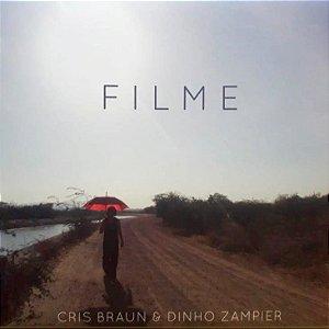 CD Filme - Cris Braun e Dinho Zampier