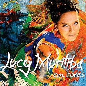 "CD ""Em Cores"" - Lucy Muritiba"