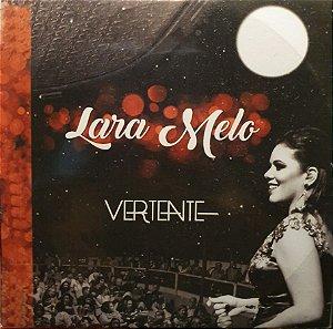 """CD """"Vertente"""" - Lara Melo"""