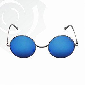 Óculos De Sol Peace Grafite Di Fiori 24605