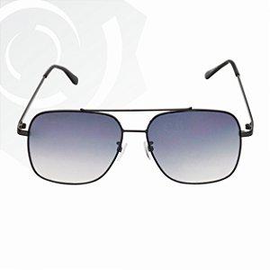 Óculos De Sol Modern Black Skull 24104