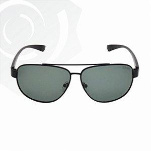 Óculos De Sol Green Sea Preto Di Fiori 23056