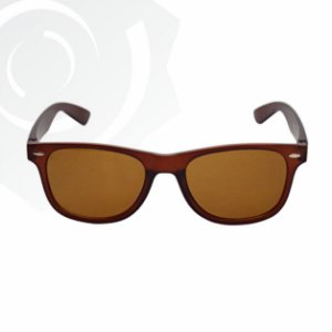 Óculos De Sol Yikaidi Marron Di Fiori 24108