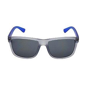 Óculos De Sol Fashion Blue Cinza e Azul Di Fiori 23066