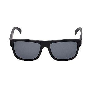 Óculos De Sol Lens Preto Black Skull 23279