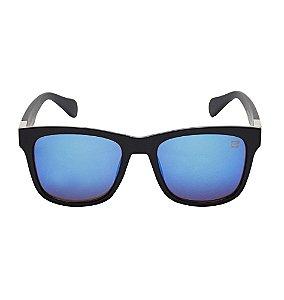 Óculos De Sol Serious  Preto Gangster 22132