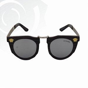 Óculos De Sol Beach Prata Di Fiori 23578