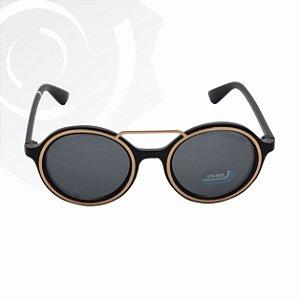 Óculos De Sol Future Preto Di Fiori 23280