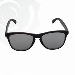 Óculos De Sol Executive Espelhado Black Skull 24582