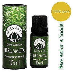 Óleo Essencial Bioessência - BERGAMOTA  (Citrus aurantium bergamia) - 10ml