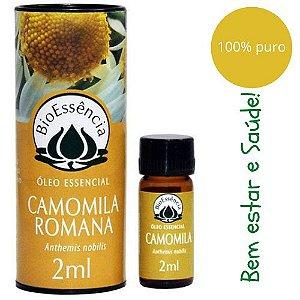 Óleo Essencial Bioessência - CAMOMILA (Anthemis nobilis) - 2ml