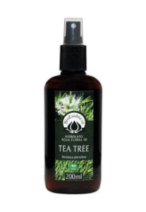 Hidrolatos de TEA TREE (Melaleuca alternifolia) - 200 ml