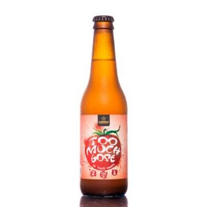 CAMPINAS Too Much Gose - 355ml
