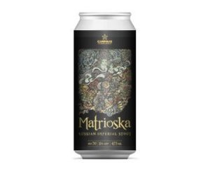 CAMPINAS Matrioska - Russian Imperial Stout - 473ml