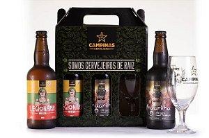 KIT de Cerveja Artesanal Ideal para ver uma série na TV