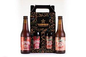 Kit de Cerveja Artesanal com Cervejas Ácidas