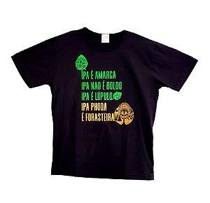 Camiseta Feminina Cervejaria CAMPINAS - Forasteira IPA PHODA