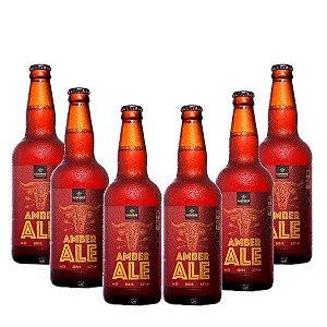 Kit de cerveja artesanal da CAMPINAS American Amber Ale - 500ml [COMPRE 5 LEVE 6]