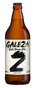Cerveja Artesanal Galo Branco Weiss 1 litro