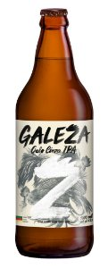 Cerveja Artesanal Galo Cinza Ipa 1 litro