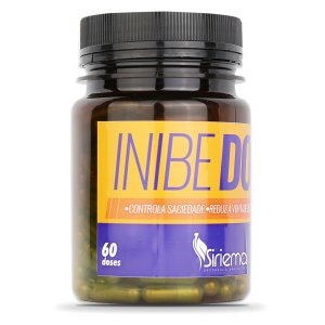 Inibe Doce 120 caps