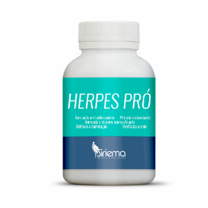 Capsula Herpes pró 60 caps