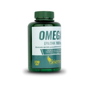 Ômega 3 1000mg 120 caps
