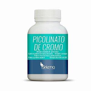 Picolinato de Cromo 300mcg 60 Caps