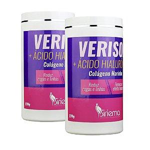 Kit Verisol + Ácido Hialurônico 2 UN