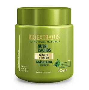 Máscara Nutri Cachos 250g Bio Extratus