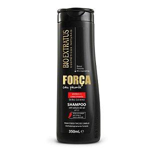 Shampoo Força com Pimenta 350mL Bio Extratus