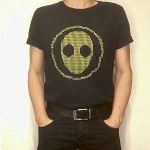 Camiseta Asteroid Space Invaders