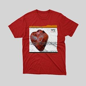 Camiseta WRY Coração 2000