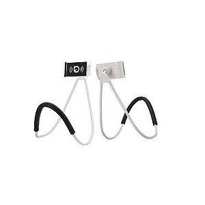 Kit 2 Suportes para Celular de Pescoço e Outros Flexível Importado NOVIDADE