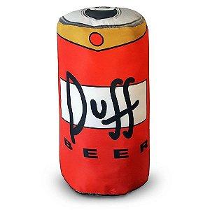 Almofada Importada Lata Cerveja Duff Simpsons