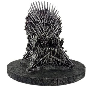 Mini Trono Game Of Thrones - Colecionável