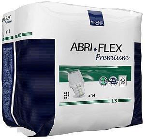 ABENA ABRI-FLEX L3 Roupa Íntima c/14 Un.