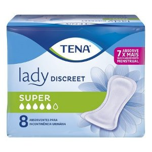 ABSORVENTE TENA LADY DISCREET SUPER