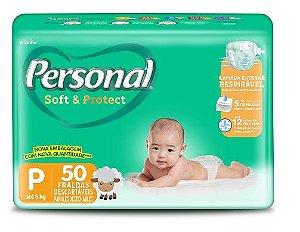 FRALDA INFANTIL PERSONAL SOFT MEGA