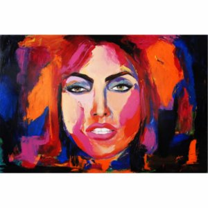 FATIMA MIRANDA - Lady Gaga - AST - 100 x 150