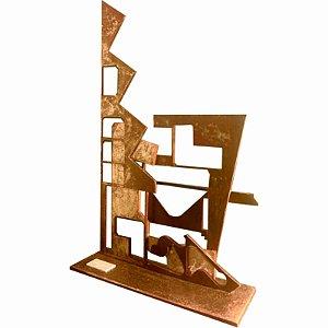 ROBSON EMERICK - FÁBRICA DE SONHOS 13 X 41 (Aço, solda, Resíduo industrial)