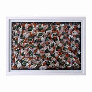 OSVALDO MILTON - REFLEXO AST 55 X 41 (CANETA COM HIDROGRAFIA)