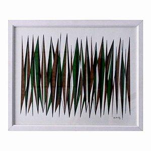 OSVALDO MILTON - FLECHAS 20 X 30 - (CANETA COM HIDROGRAFIA)