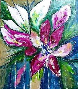 LÚCIA JOSINA - Florescendo 60 x 80 (AST)