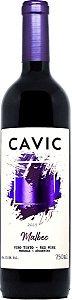 Vinho tinto Cavic Malbec Argentina