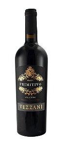 Vinho Tinto Vezzani Primitivo Italia