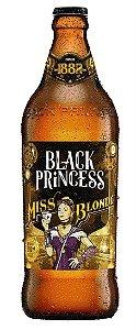 Cerveja Black Princess Miss Blondie 600ml