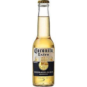 Cerveja Coronita extra LN 210ml